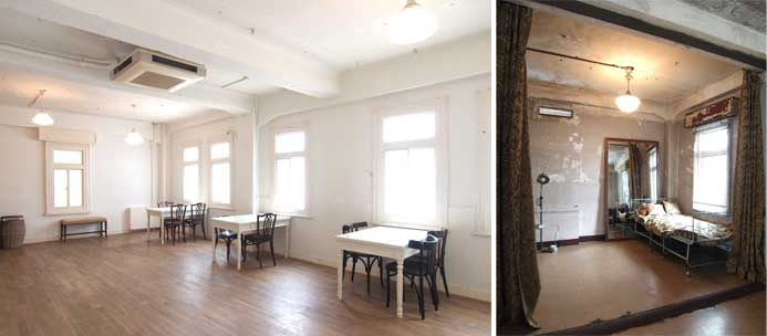 ライオンビルスタジオ2階・3階